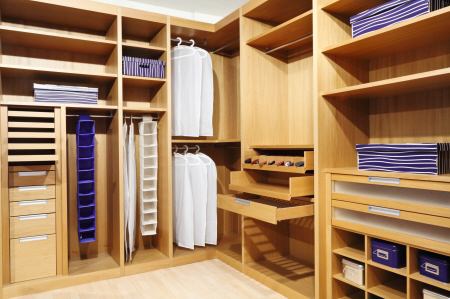 One Way To Create Extra Space – Closet Organizers