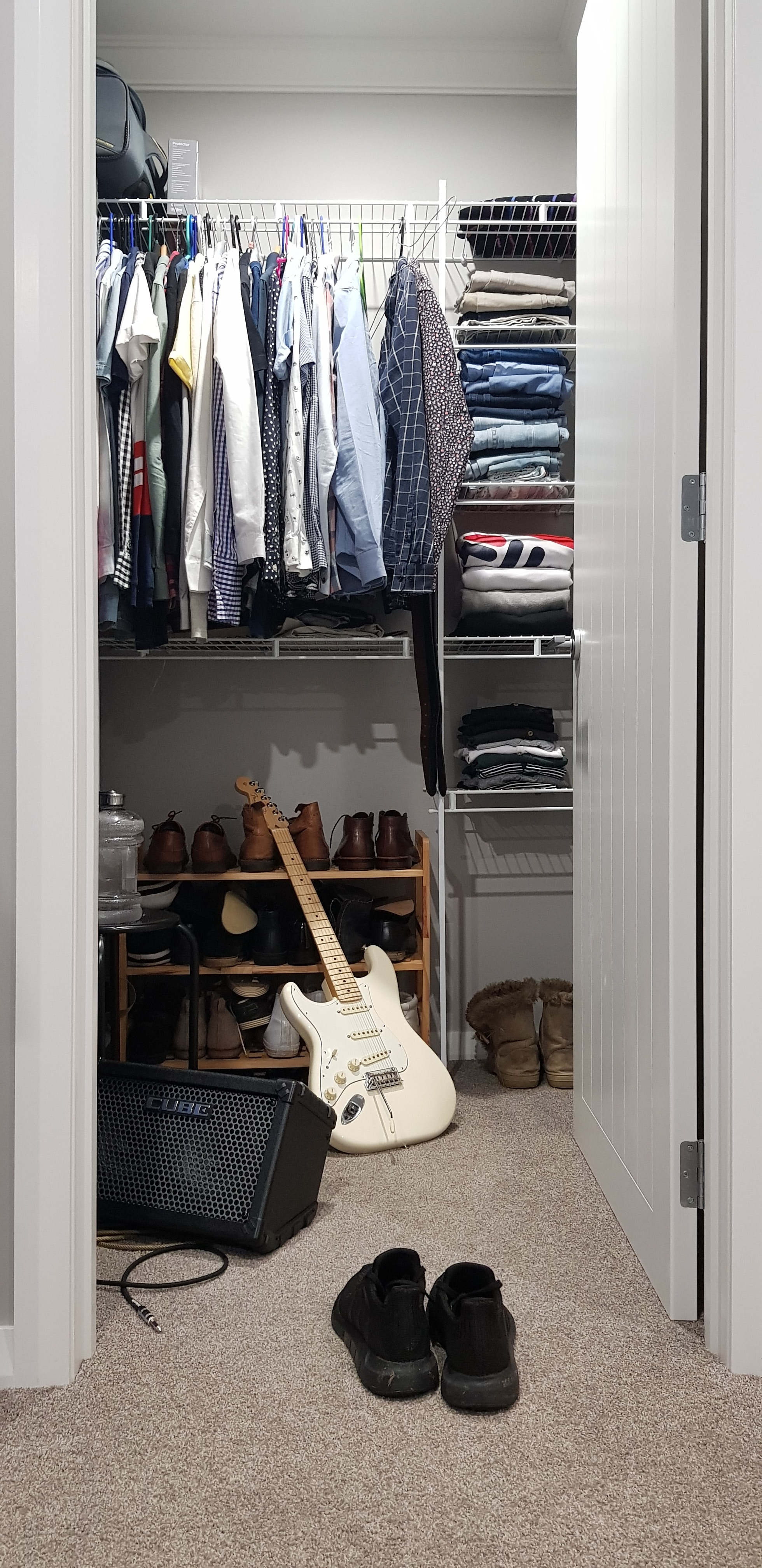 Organize Your Life…One Shoe at a Time