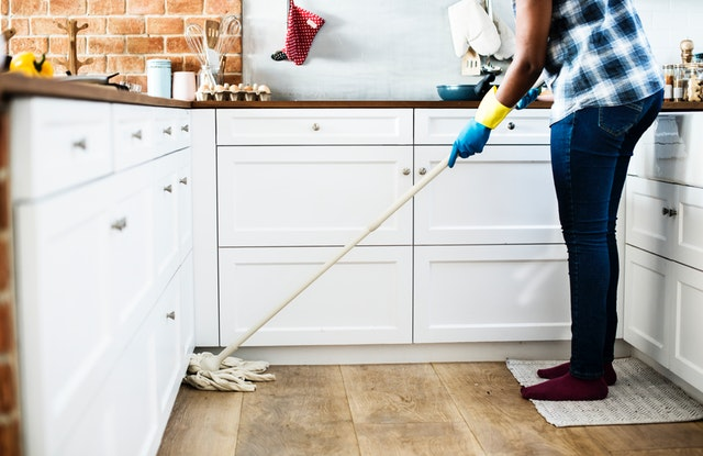 Spring Clean Your Kitchen Mess Without The Stress