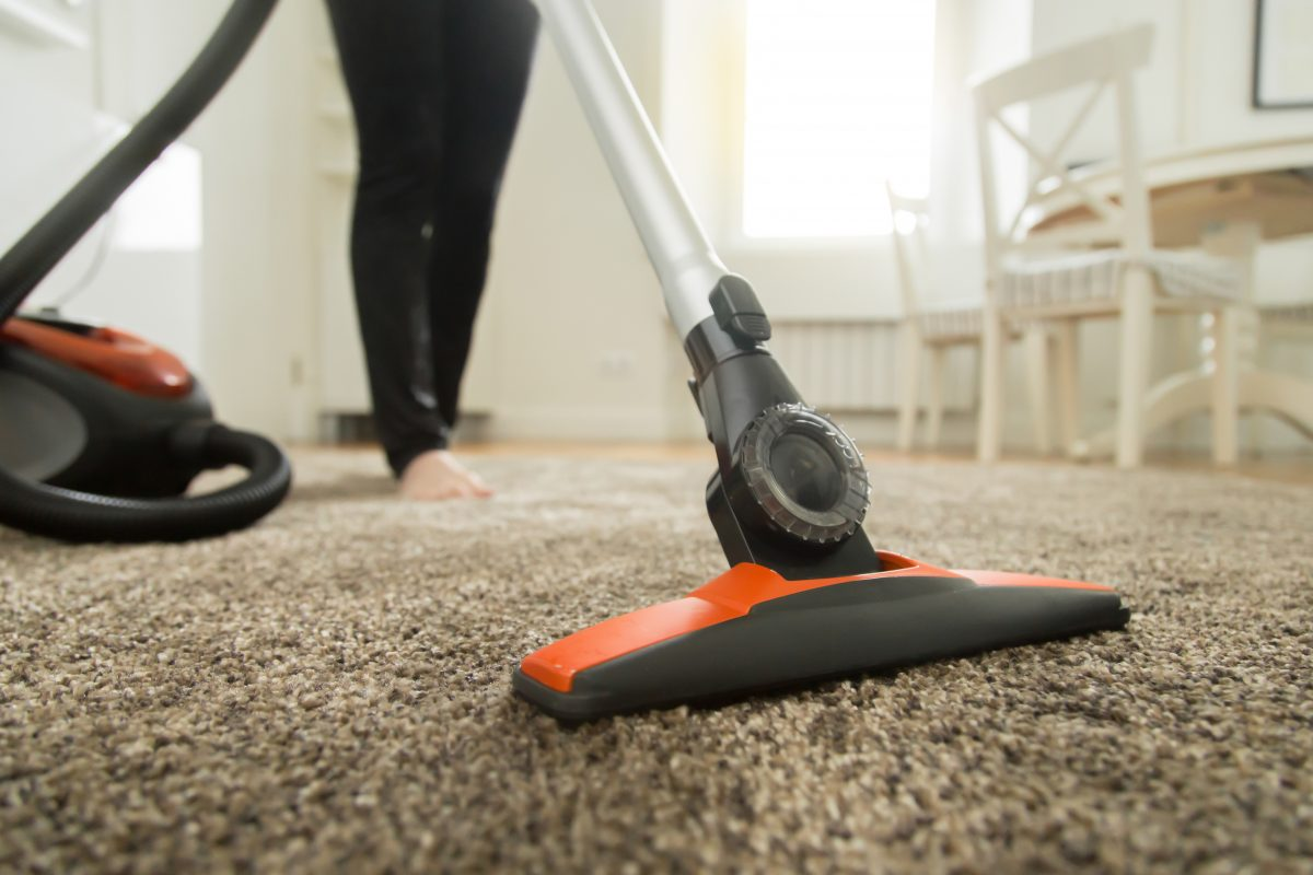 Steam Carpet Cleaning Machine
