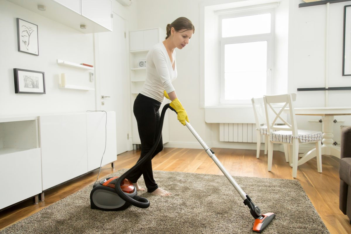 Residential And Commercial Vacuum Cleaners.