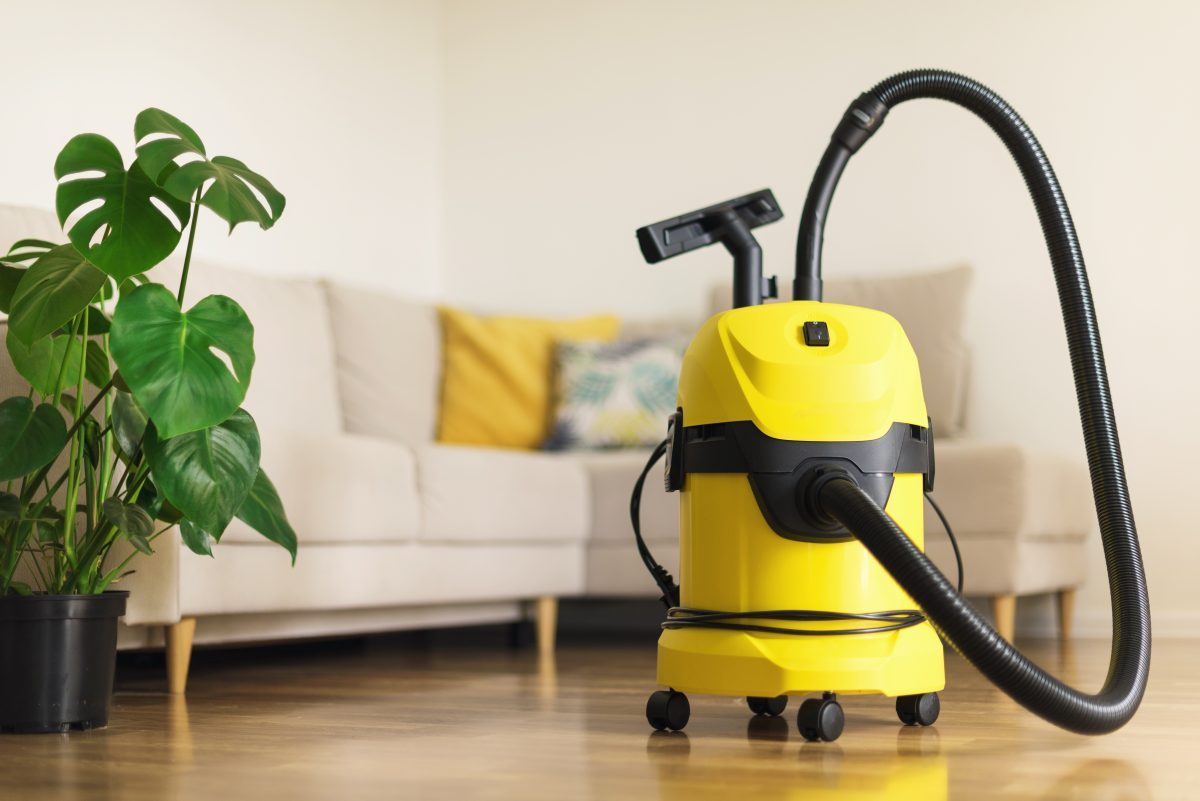 The History Of Vacuum Cleaners