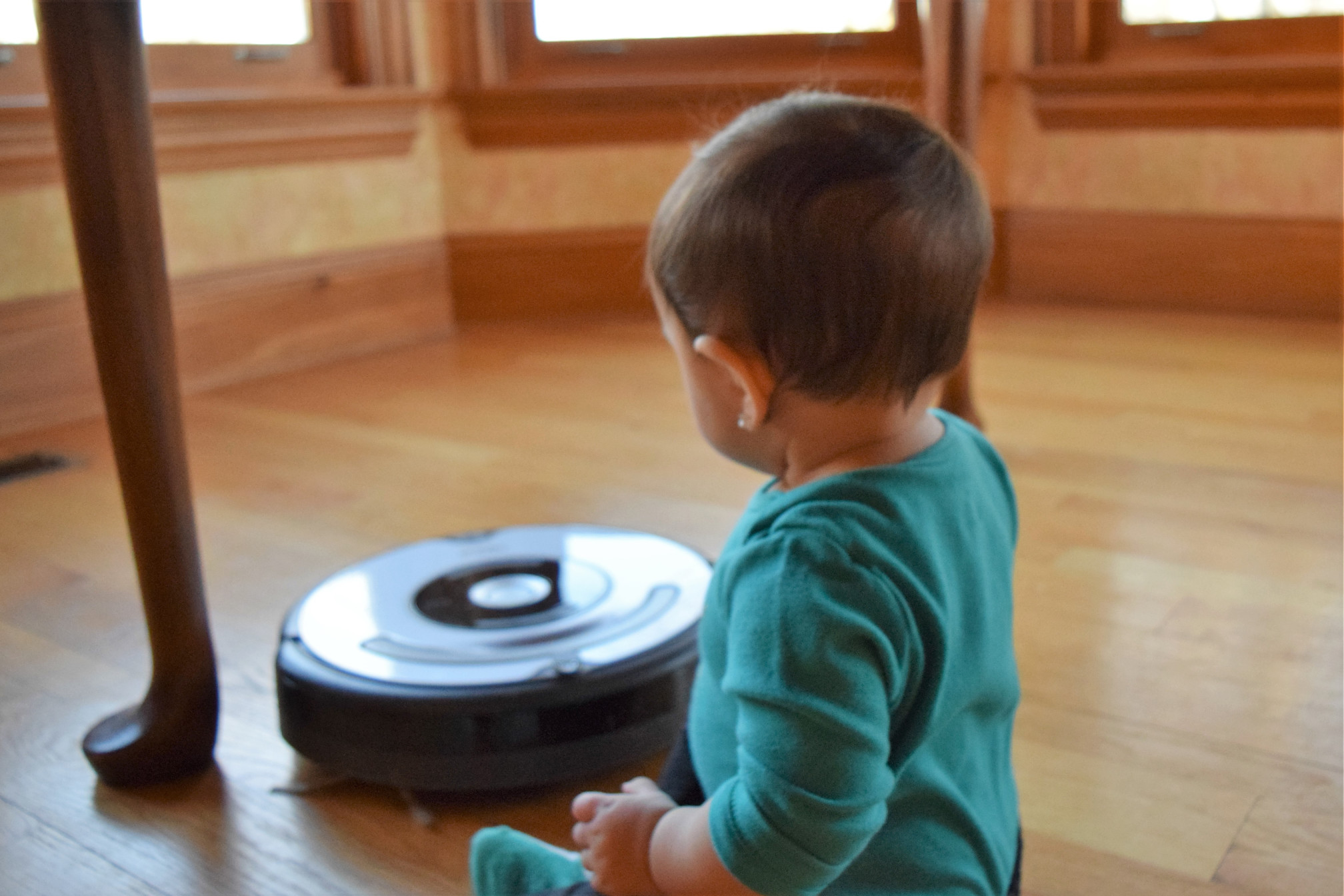 Smart Cleaning With A Roomba Vacuum